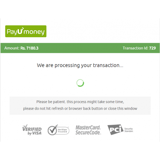 Multi Merchant / Dropshipper PayUMoney 3.0