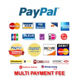 Multi Payment Fee