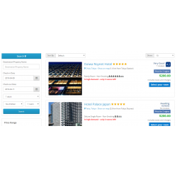 Booking Marketplace System