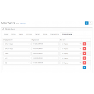 Multi Merchant/ Drop Shipper Ultimate Shipping 3.0