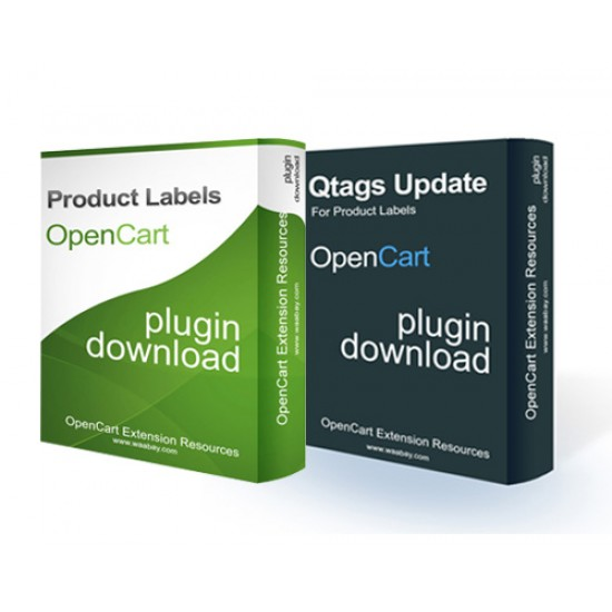 Product Labels Features Rich + Qtags Update Deluxe Pack