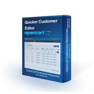 Quicker Customer Editor