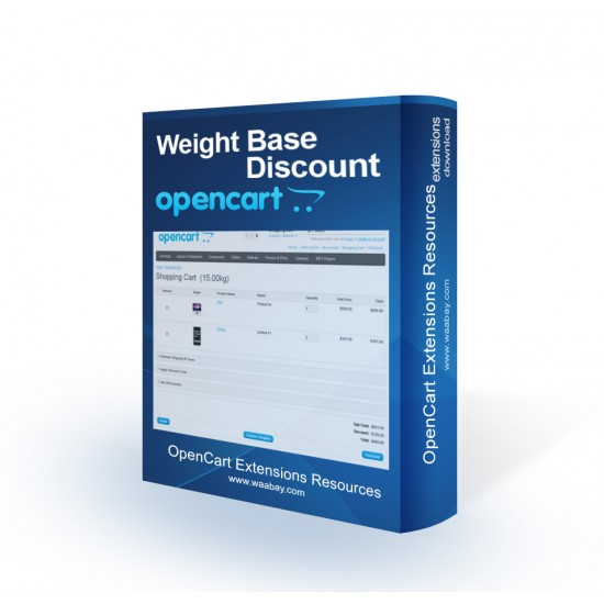 Weight Base Discount