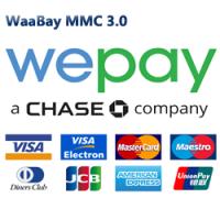 Multi Merchant Core 3.0 WePay Payment Gateway  (OpenCart Addon)