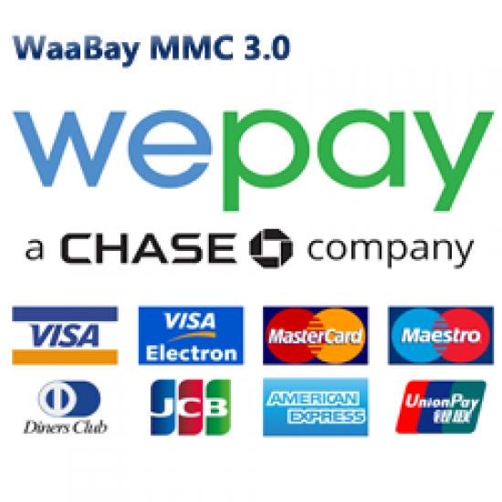 Multi Merchant Core 3.0 WePay Payment Gateway